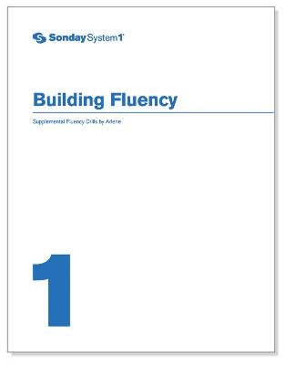 Building Fluency Book