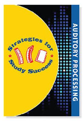 Strategies for Study Success: Auditory Processing