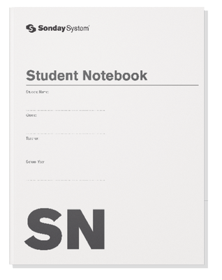 Student Notebook SS2
