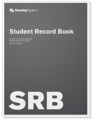 Student Record Book SS2