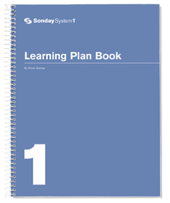 Learning Plan Book SS1
