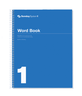 Word Book SS1