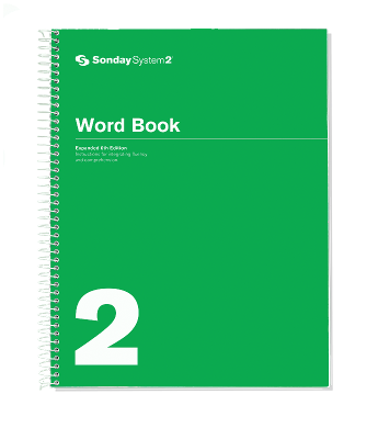 Word Book SS2