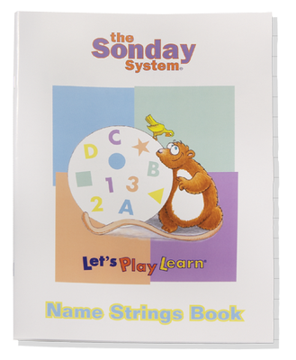 Name Strings Book